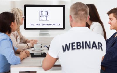 Free Webinar: Introduction of the EBTT Programme